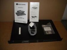 BLACK BOX 40871-DC RACK TERMINAL SERVER 157199