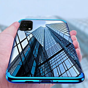 Cover For Samsung Galaxy M51 M31s M11 Case+Film Tempered Glass 9H