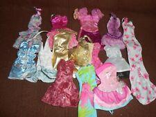 barbie superstar lot 14 robes(muse,fashiontas)
