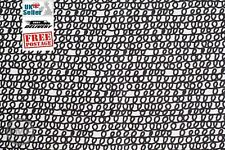 Organic Cotton Fabric Black Scribble from Favourites Ed Emberley Cloud9 Quilters