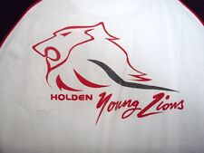 YOUNG LIONS RICK KELLY T SHIRT LONG SLEEVE LARGE HOLDEN 15 YEARS AGO HRT HSV