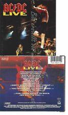 CD-- AC/DC – Live