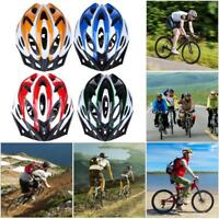 18 Hole Adult Bicycle Helmet Bike Cycling Molded Road Mountain Safety Helmet