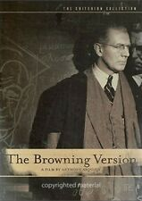 The Browning Version (DVD, 2005, Special Edition) Brian Smith, Bill Travers