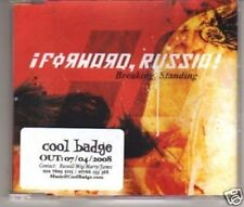(A768) Forward, Russia, Breaking Standing - DJ CD