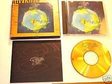 YES FRAGILE 24-KARAT GOLD CD BOX SET