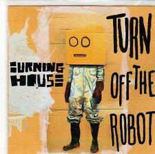 (EE674) Burning House, Turn Off The Robot - 2013 DJ CD