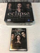Twilight Saga-Eclipse The Movie Board Game. New. 047754920185 & DVD Too