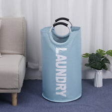 Foldable Laundry Basket Dirty Clothes Storage Bags for Bathroom, Bedroom