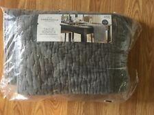 "Threshold Plaid Extended Size Table Runner Pastel Colors 14"" X 72"" New NWT Tags"
