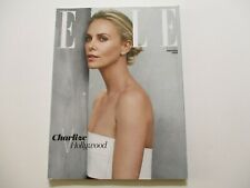 Elle Magazine Subscriber Cover Jun. 2015 - Charlize Theron Cover