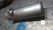 .24 Gallon - 3x9 Aluminum Gas Tank - Kart Racing - Mini Bike drag tank ship free