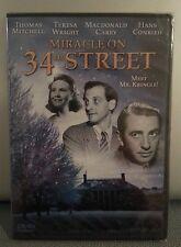Miracle On 34th Street   Meet Mr Kringle  DVD  Thomas Mitchell  BRAND NEW