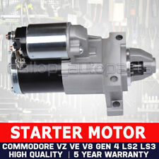 Starter Motor to fit Holden Commodore VE SS SS-V 6.0L V8 (L76) (L77) (L98) Eng