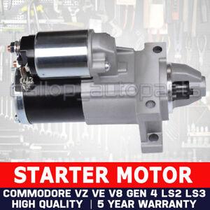 Starter Motor to fit Holden Commodore VE SS SS-V 6.0L V8 (L76) (L77) (L98) Eng