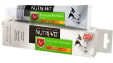 Nutri-Vet Enzymatic Toothpaste for Dogs | Non-Foaming & Quality Design | 2.5 Oun