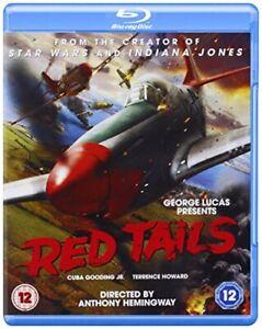 Red Tails [Blu-ray] [DVD][Region 2]