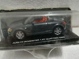 Audi TT Roadster 1.9 T/Quattro 1999 - Automodello Scala 1/43 - Nuovo -Vintage