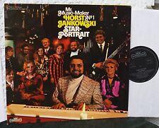 Horst Jankowski  SIGNIERT  Mr. Music-Maker No 1 Star-Portrait  2 Lps hand signed