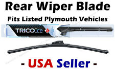 Rear Wiper - WINTER Beam Blade Premium - fits Listed Plymouth Vehicles - 35130