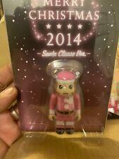 Medicom Be@rbrick 2012 Christmas Santa Claus /& Xmas Tree 100/% Bearbrick set 2pcs