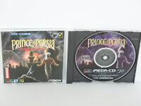 PRINCE OF PERSIA Mega CD Sega Import Japan Game mcd