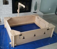 """Whelping/Weaning Box, 60"""" x 48"""", Dog, Puppy Pen - QuickWhelp"""