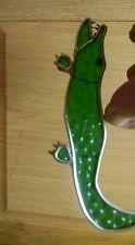 Alligator  Animated Suncatcher Chomping Gator