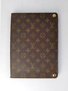 LOUIS VUITTON Monogram Canvas Etui iPad Case Cover