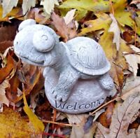 Latex turtle mold plaster cement casting mould