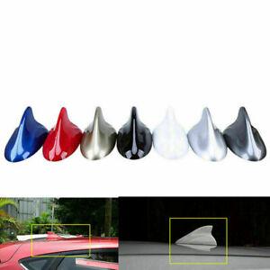 Car Truck Shark Fin Antenna Roof FM AM Radio Aerial Decor Cover For Hyundai