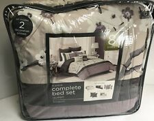 8 Piece Complete Queen Bed Set Blossom