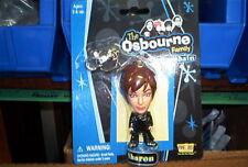 The Osbourne's Sharon Osbourne Keychain New In Pack 2002 Great Stocking Stuffer