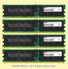 Server RAM 32G 4x 8GB PC2-5300P ECC Registered DDR2 667MHz 2Rx4 RDIMM Memory LOT