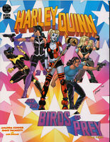 HARLEY QUINN & THE BIRDS OF PREY #3 (AMANDA CONNOR VARIANT) ~ DC Comics