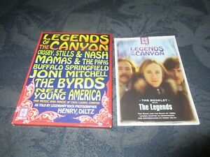 Legends of The Canyon Classic Artists - DVD