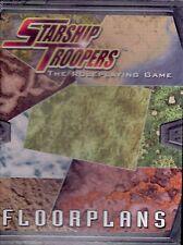 OGL STARSHIP TROOPERS RPG FLOORPLANS BOX