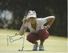 LPGA Paula Creamer Autographed Signed 8x10 Photo COA