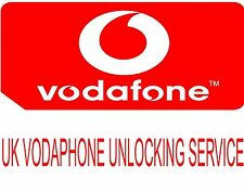 UK VODAFONE IPHONE 7 & 7 PLUS OFFICIAL FACTORY UNLOCK CODE FAST TRACK (3-9 DAYS)