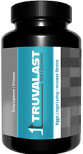 TRUVALAST Male Enhancer 60 Capsules, Increase Stamina and Drive