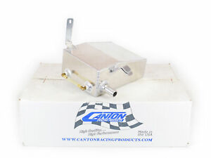 Canton 80-240S Alum Expansion Tank 97-03 Ford Lightning/F150 W Stock Cap Blemish
