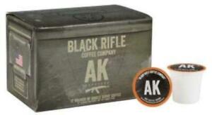 Black Rifle Coffee-12 Rounds of Single Serve Coffee (AK-47 Medium Roast) BB 5/21