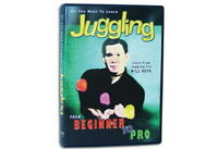 Do You Want to Learn Juggling DVD Will Roya Beginner to Pro