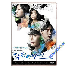 Doctor Stranger Korean Drama (4 DVD) Excellent English & Quality.