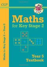 NEUF KS2 Maths Manuel Scolaire - Year 5 par CGP livres de poche 9781782947981