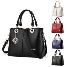 Women Leather Handbag Shoulder Bags Lady CrossBody Tote Purse Hobo Bag Satchel