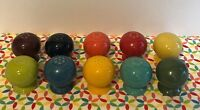 Fiestaware Single Salt Pepper Shaker Fiesta Ball Replacement