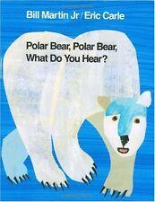 Polar Bear, Polar Bear, What Do You Hear? 1st Edit