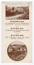 THE OFFICIAL BELGIAN WAR SITES tourist brochure (C29579)