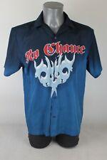 "Dognose No Chance Boy's Short Sleeve Shirt 176/182 44"" Chest"